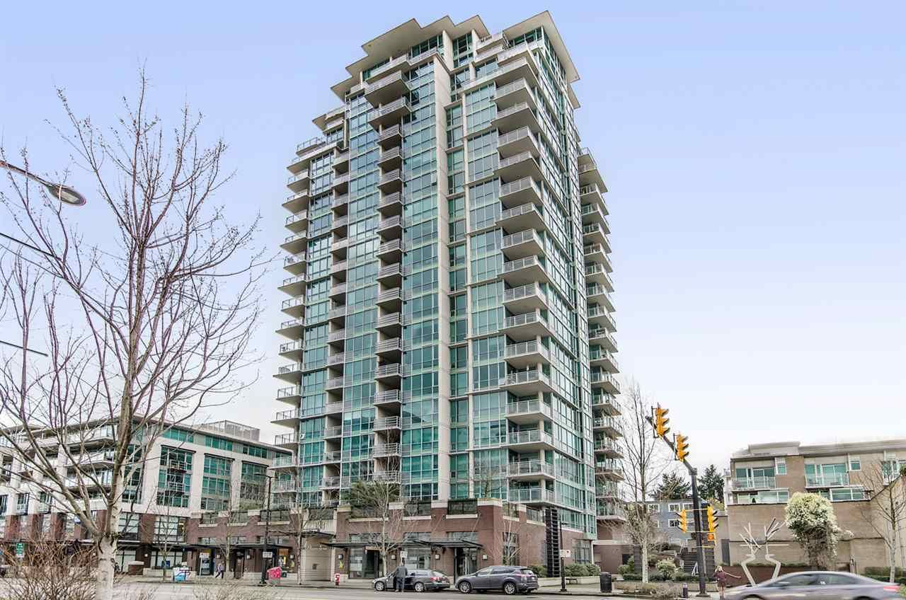 "Main Photo: 1707 138 E ESPLANADE in North Vancouver: Lower Lonsdale Condo for sale in ""PREMIER AT THE PIER"" : MLS®# R2042238"