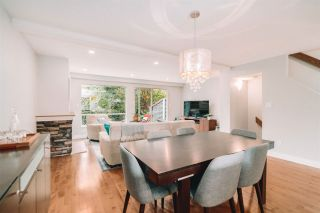 """Photo 8: 8165 FOREST GROVE Drive in Burnaby: Forest Hills BN Townhouse for sale in """"Wembley Estate"""" (Burnaby North)  : MLS®# R2571998"""