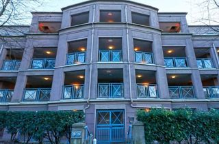 Main Photo: 200 2428 E BROADWAY Street in Vancouver: Renfrew Heights Condo for sale (Vancouver East)  : MLS®# R2546301