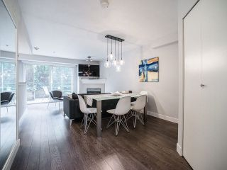 """Photo 12: 222 678 W 7TH Avenue in Vancouver: Fairview VW Condo for sale in """"LIBERTE"""" (Vancouver West)  : MLS®# V1126235"""