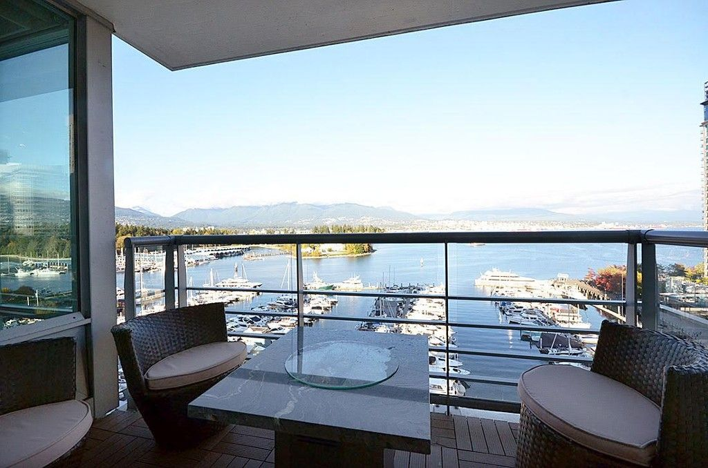 Photo 15: Photos: 499 Broughton Street in Vancouver: Coal Harbour Condo for rent (Vancouver West)