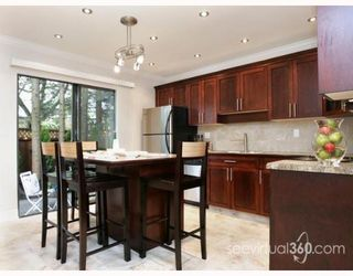 """Photo 1: 223 BALMORAL Place in Port_Moody: North Shore Pt Moody Townhouse for sale in """"BALMORAL PLACE"""" (Port Moody)  : MLS®# V775148"""