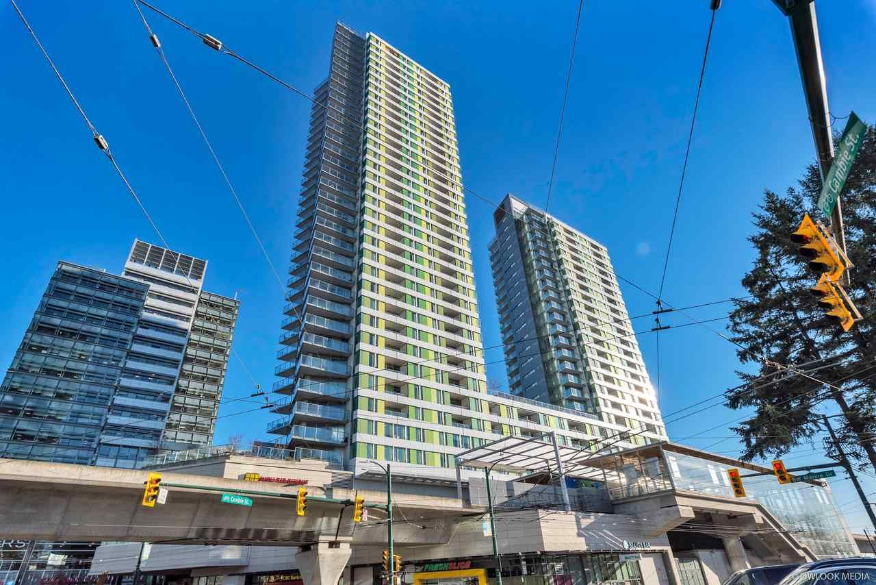 Main Photo: 2102 488 SW MARINE Drive in Vancouver: Marpole Condo for sale (Vancouver West)  : MLS®# R2321630