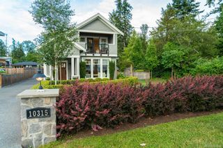 Photo 1: 10315 West Saanich Rd in North Saanich: NS Airport House for sale : MLS®# 841440
