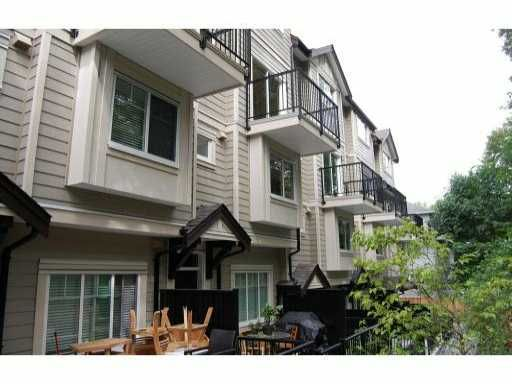 Main Photo: 114 3888 NORFOLK Street in Burnaby: Central BN Condo for sale (Burnaby North)  : MLS®# V964323