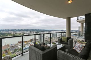"Photo 14: 2003 610 VICTORIA Street in New Westminster: Downtown NW Condo for sale in ""THE POINT"" : MLS®# R2386617"