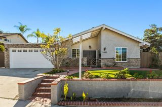 Photo 1: DEL CERRO House for sale : 4 bedrooms : 5567 Lone Star Dr in San Diego