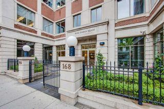 Photo 1: 703 168 E King Street in Toronto: Moss Park Condo for lease (Toronto C08)  : MLS®# C5393301