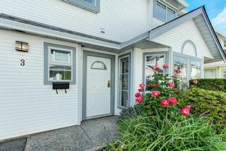 """Photo 3: 3 18951 FORD Road in Pitt Meadows: Central Meadows Townhouse for sale in """"PINE MEADOWS"""" : MLS®# R2588089"""