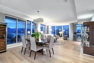 Photo 6: 2802 1499 W Pender St. Vancouver,温哥华市中心,Coal Harbour, large condo,大户型公寓