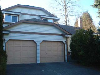 Photo 1: 2533 JASMINE Court in Coquitlam: Summitt View House for sale : MLS®# V870700
