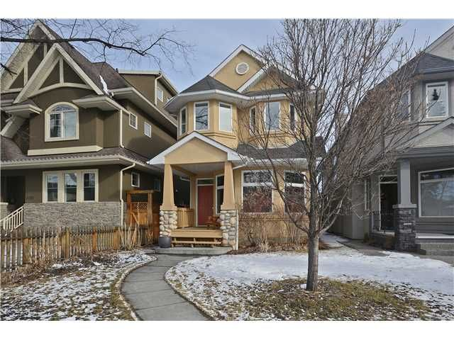 Main Photo: 2116 1 Avenue NW in CALGARY: West Hillhurst Residential Detached Single Family for sale (Calgary)  : MLS®# C3608247