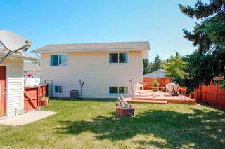 Photo 41: 220 HOMESTEAD Crescent in Edmonton: Zone 35 House for sale : MLS®# E4252303