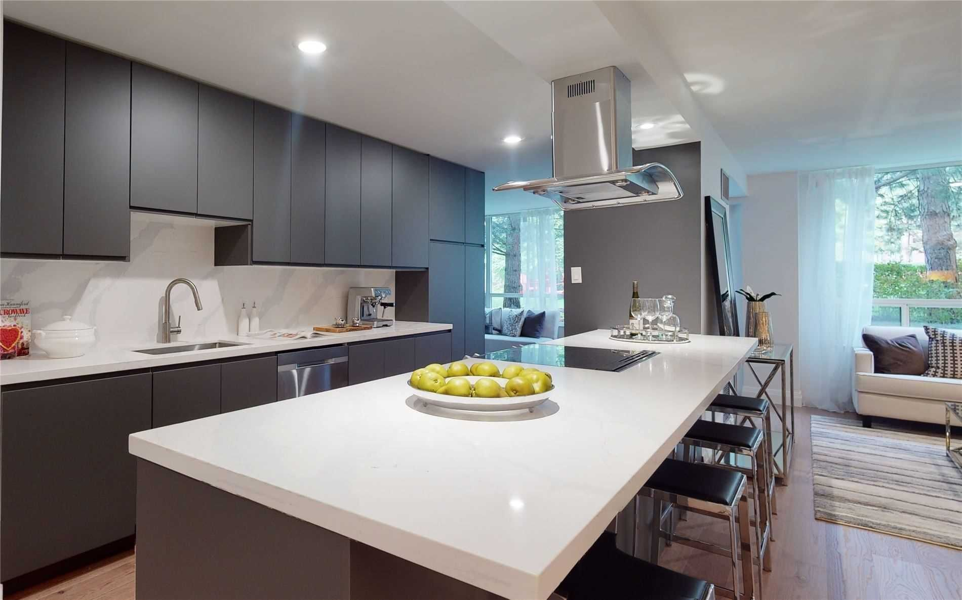 Main Photo: 118 1210 Don Mills Road in Toronto: Banbury-Don Mills Condo for sale (Toronto C13)  : MLS®# C4907113