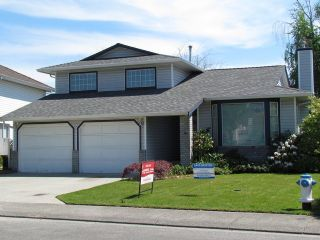 """Photo 1: 3376 ELKFORD DR in Abbotsford: Abbotsford West House for sale in """"FAIRFIELD ESTATES"""" : MLS®# F1310855"""