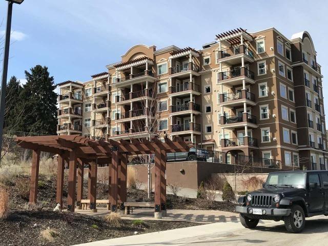 Main Photo: 607 975 W VICTORIA STREET in : South Kamloops Apartment Unit for sale (Kamloops)  : MLS®# 145425
