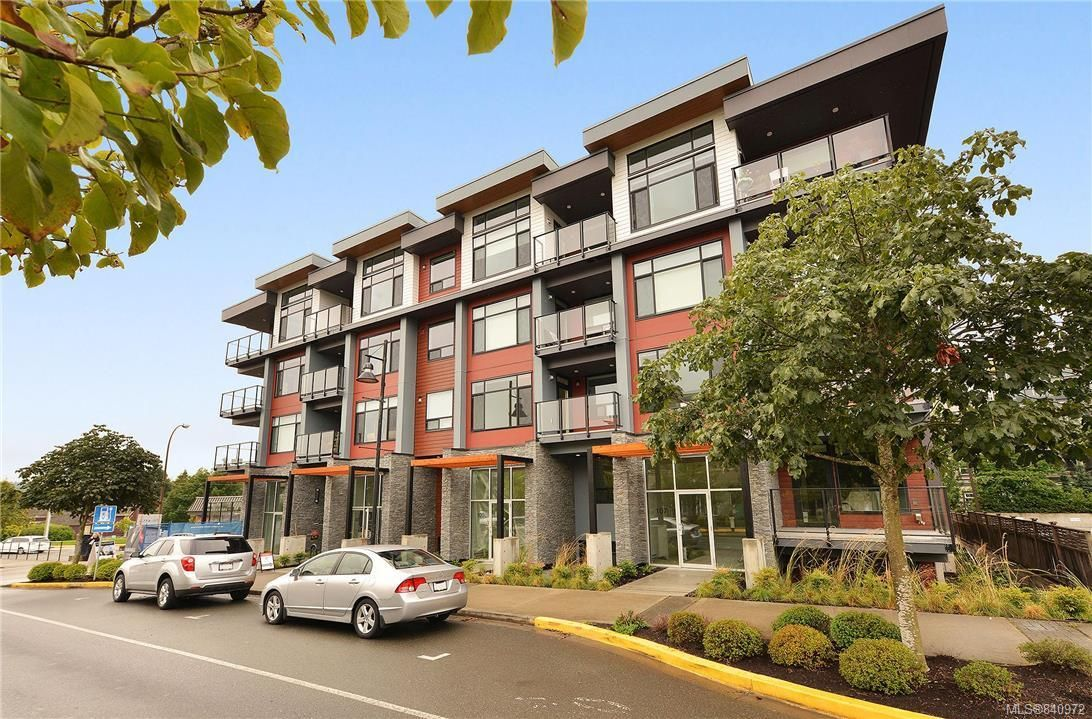 Main Photo: 206 7162 West Saanich Rd in Central Saanich: CS Brentwood Bay Condo for sale : MLS®# 840972