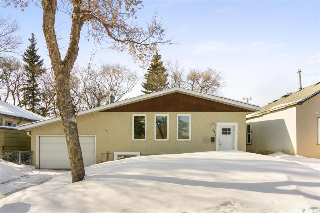 Main Photo: 313 Q Avenue South in Saskatoon: Pleasant Hill Residential for sale : MLS®# SK843006