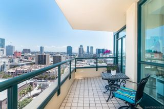 Photo 17: DOWNTOWN Condo for sale : 2 bedrooms : 555 Front #1601 in San Diego