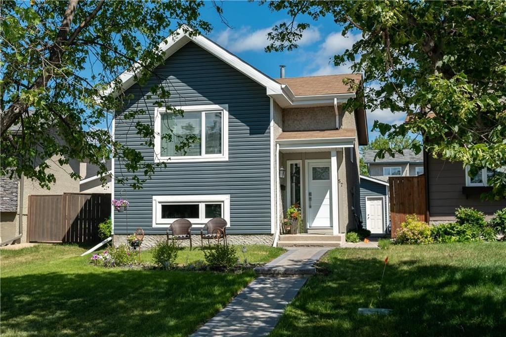 Main Photo: 57 Maitland Drive in Winnipeg: River Park South Residential for sale (2F)  : MLS®# 202116351