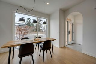 Photo 4: 60 19 Street NW in Calgary: West Hillhurst Semi Detached for sale : MLS®# A1120480
