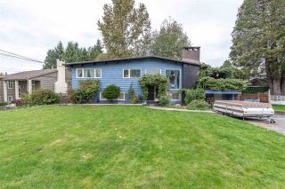 Photo 1: 10981 86A Avenue in Delta: Nordel House for sale (N. Delta)  : MLS®# R2512907