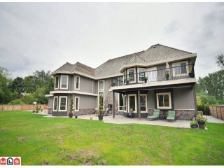 """Photo 10: 23157 80TH Avenue in Langley: Fort Langley House for sale in """"CASTLE HILL/FOREST KNOLLS"""" : MLS®# F1014538"""