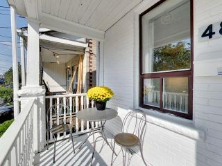 Photo 2: 487 Main Street in Toronto: Crescent Town House (2-Storey) for sale (Toronto E03)  : MLS®# E3938590