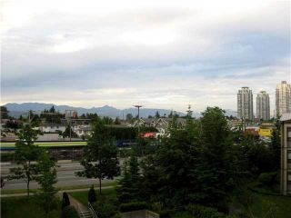 "Photo 9: # 402 6659 SOUTHOAKS CR in Burnaby: Highgate Condo for sale in ""GEMINI TOWER 2"" (Burnaby South)  : MLS®# V839658"