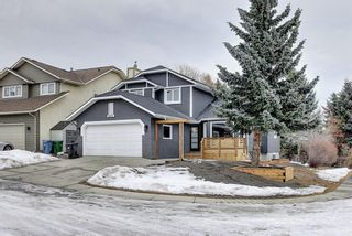 Main Photo: 327 Edgebank Place NW in Calgary: Edgemont Detached for sale : MLS®# A1076210