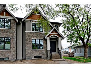 Photo 1: 710 19 Avenue NW in Calgary: Mount Pleasant House for sale : MLS®# C4014701