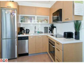 "Photo 5: 1810 10777 UNIVERSITY Drive in Surrey: Whalley Condo for sale in ""CITY POINT"" (North Surrey)  : MLS®# F1216644"