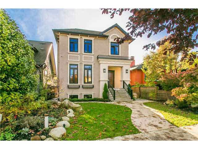 Main Photo: 4626 W 7TH AVENUE in : Point Grey House for sale : MLS®# V1093617