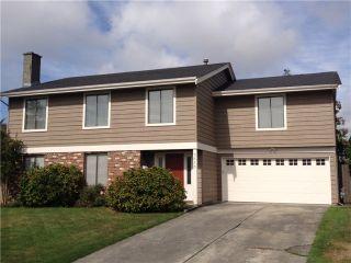 Main Photo: 5615 48B Avenue in Ladner: Hawthorne House for sale : MLS®# V1086774