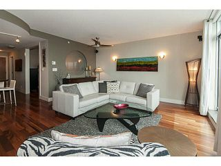 """Photo 4: 504 1478 W HASTINGS Street in Vancouver: Coal Harbour Condo for sale in """"DOCKSIDE"""" (Vancouver West)  : MLS®# V1135997"""