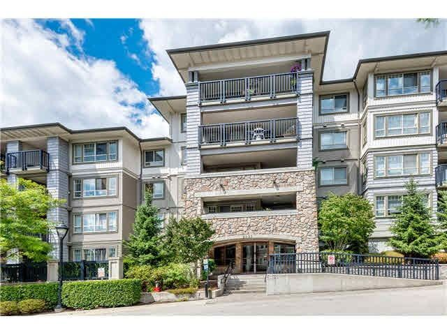 """Main Photo: 405 2951 SILVER SPRINGS Boulevard in Coquitlam: Westwood Plateau Condo for sale in """"SILVER SPRINGS TANTALUS"""" : MLS®# R2215144"""
