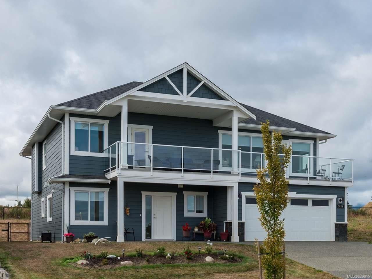 Main Photo: 3439 Eagleview Cres in COURTENAY: CV Courtenay City House for sale (Comox Valley)  : MLS®# 830815