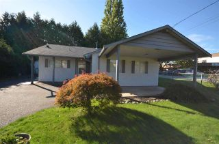 Photo 1: 32656 MARSHALL Road in Abbotsford: Abbotsford West House for sale : MLS®# R2317206