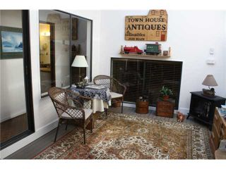 """Photo 6: 1018 IRONWORK PASSAGE in Vancouver: False Creek Townhouse for sale in """"MARINE MEWS"""" (Vancouver West)  : MLS®# V838413"""