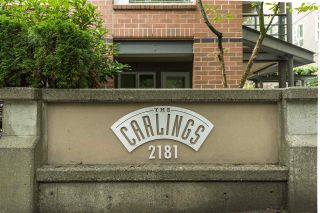 """Photo 20: 409 2181 W 12TH Avenue in Vancouver: Kitsilano Condo for sale in """"THE CARLINGS"""" (Vancouver West)  : MLS®# R2109924"""