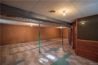 Photo 15: 46 Hastings Boulevard in Winnipeg: St Vital Residential for sale (2C)  : MLS®# 1726047