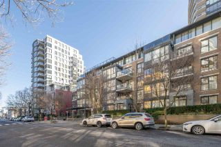 """Photo 25: 312 1450 W 6TH Avenue in Vancouver: Fairview VW Condo for sale in """"VERONA OF PORTICO"""" (Vancouver West)  : MLS®# R2543985"""