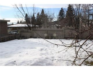 Photo 20: 67 CONNAUGHT DR NW in Calgary: Cambrian Heights House for sale : MLS®# C4047150