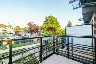 """Photo 23: 5033 CHAMBERS Street in Vancouver: Collingwood VE Townhouse for sale in """"8 On Chambers"""" (Vancouver East)  : MLS®# R2612581"""