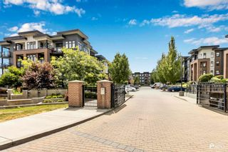 """Photo 1: 204 20078 FRASER Highway in Langley: Langley City Condo for sale in """"Varsity"""" : MLS®# R2602094"""