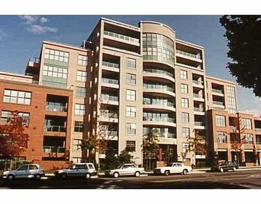 "Main Photo: 801 503 W 16TH AV in Vancouver: Fairview VW Condo for sale in ""PACIFICA"" (Vancouver West)  : MLS®# V538805"