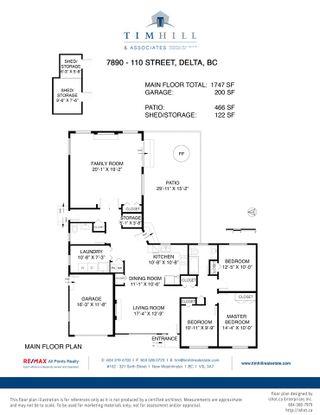 "Photo 37: 7890 110 Street in Delta: Nordel House for sale in ""Nordel"" (N. Delta)  : MLS®# R2488855"