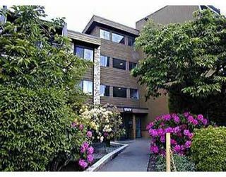 "Photo 1: 302 9101 HORNE Street in Burnaby: Government Road Condo for sale in ""WOODSTONE PLACE"" (Burnaby North)  : MLS®# V674458"