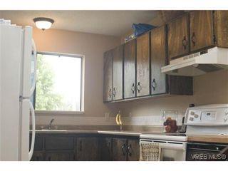 Photo 2: 589 Hansen Ave in VICTORIA: La Thetis Heights Half Duplex for sale (Langford)  : MLS®# 578189