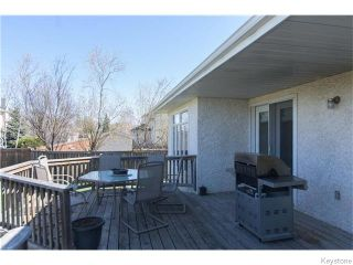 Photo 17: 133 GORDON EDWARD Crescent in East St Paul: Birdshill Area Residential for sale (North East Winnipeg)  : MLS®# 1611158